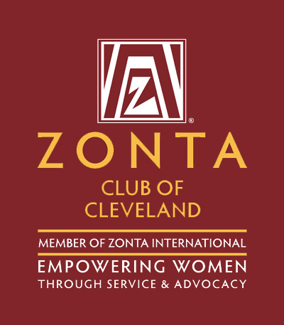 Zonta Club of Cleveland Logo